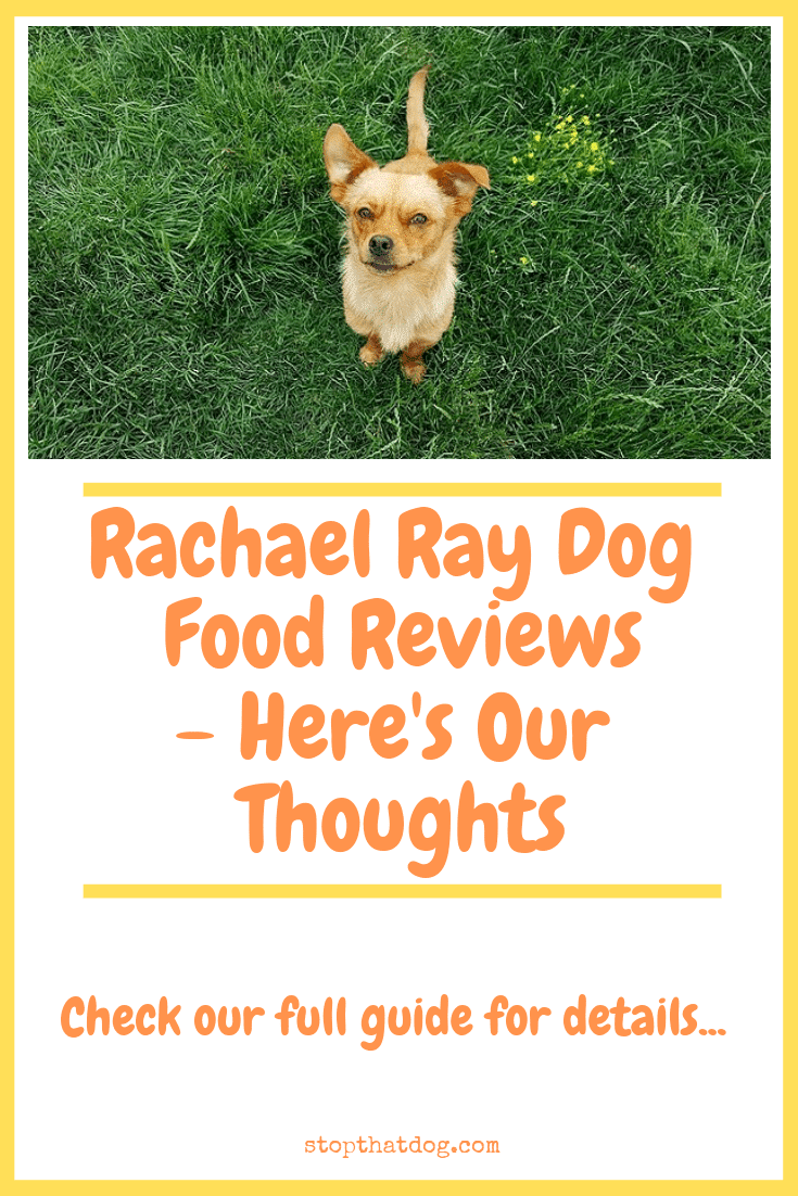 Rachael Ray Dog Food Reviews An In Depth Guide Stop That Dog